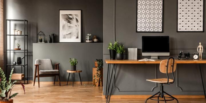 Decoração de Home office: Inspirações para trabalhar sem sair de casa